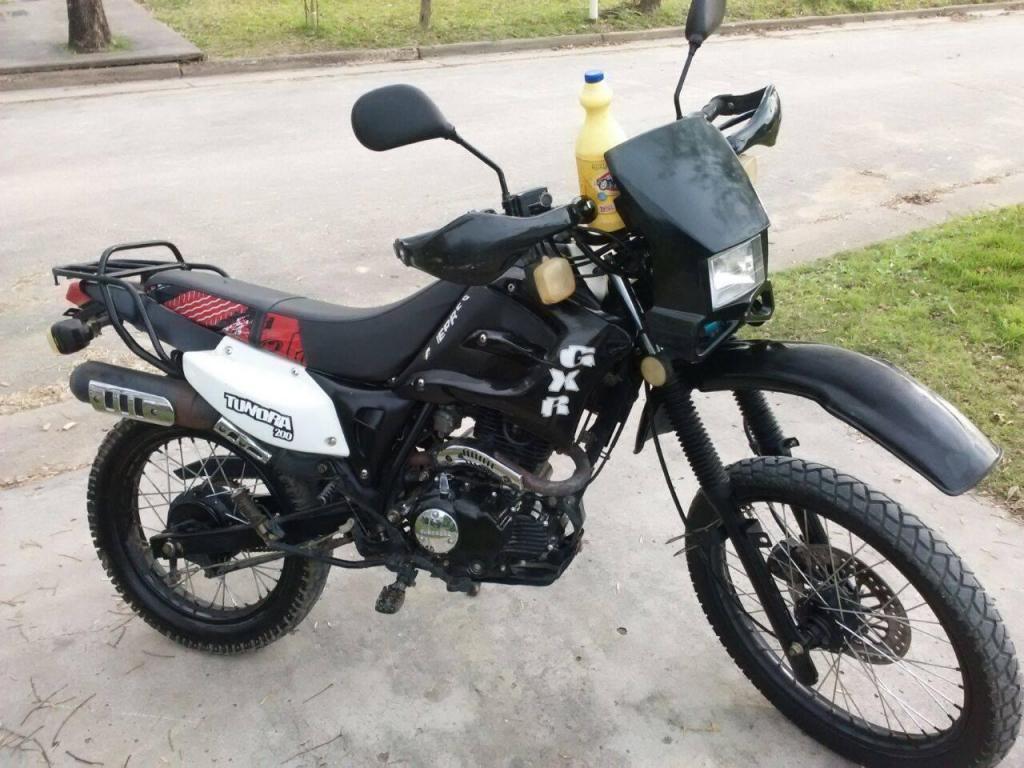 Guerrero Tundra GXR 200cc