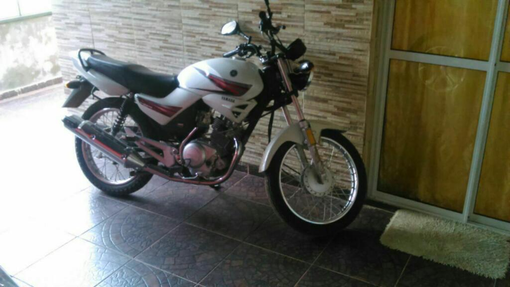 Vendo Yamaha Ybr 125 Cn 1000klm