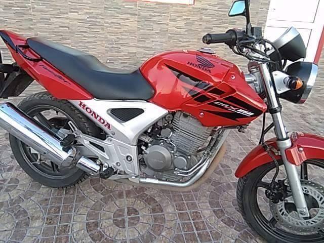 Honda CBX 250cc 2009 con 34.000km