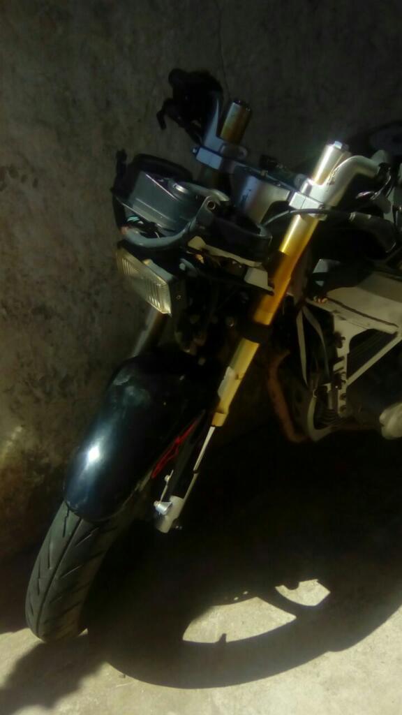Vendo Motomel 200 C.c 2011 Negra Y Gris