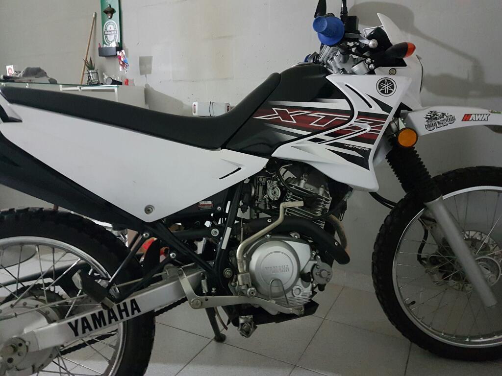 Vendo Xtz 125 Modelo 2015