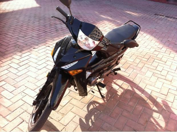 Vendo moto jincheng 110