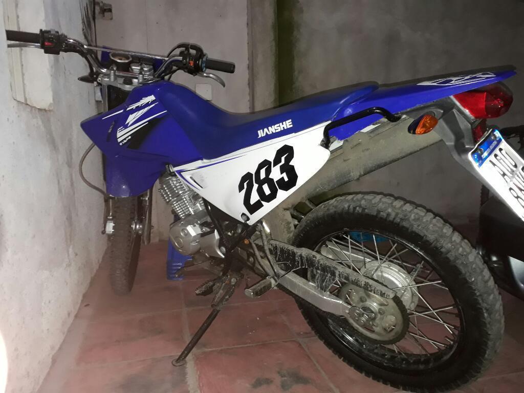 Jianshe 125 Enduro