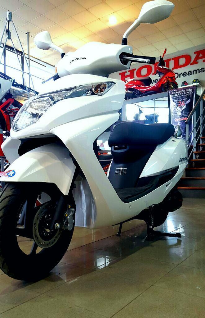 Elite Scooter 125