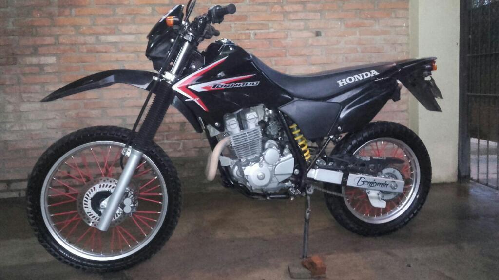 Rec.moto Xr Tornado 2015