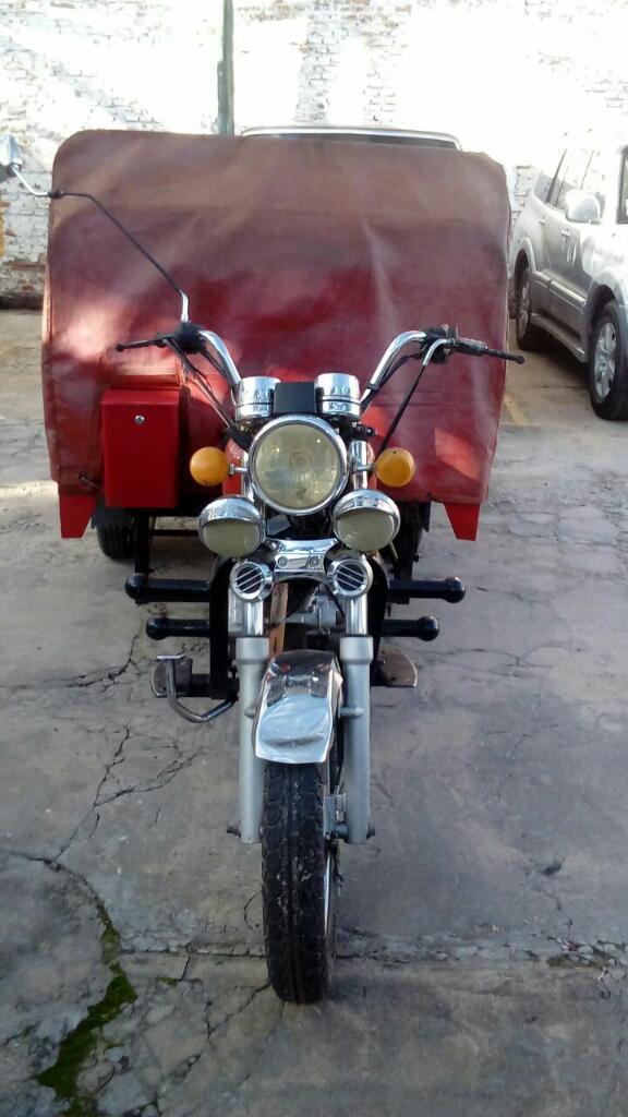 Moto Tricargo 200 Cc Motomel