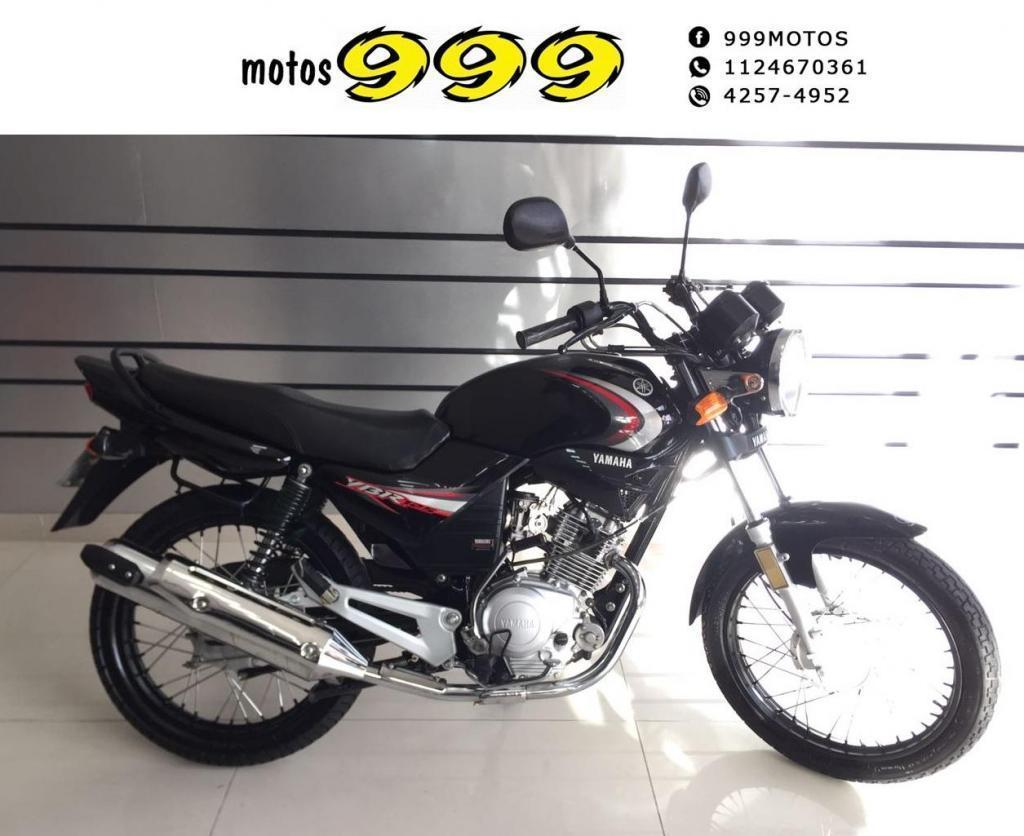 Yamaha Ybr 125 125cc Usada 2013 Muy Buen Estado!
