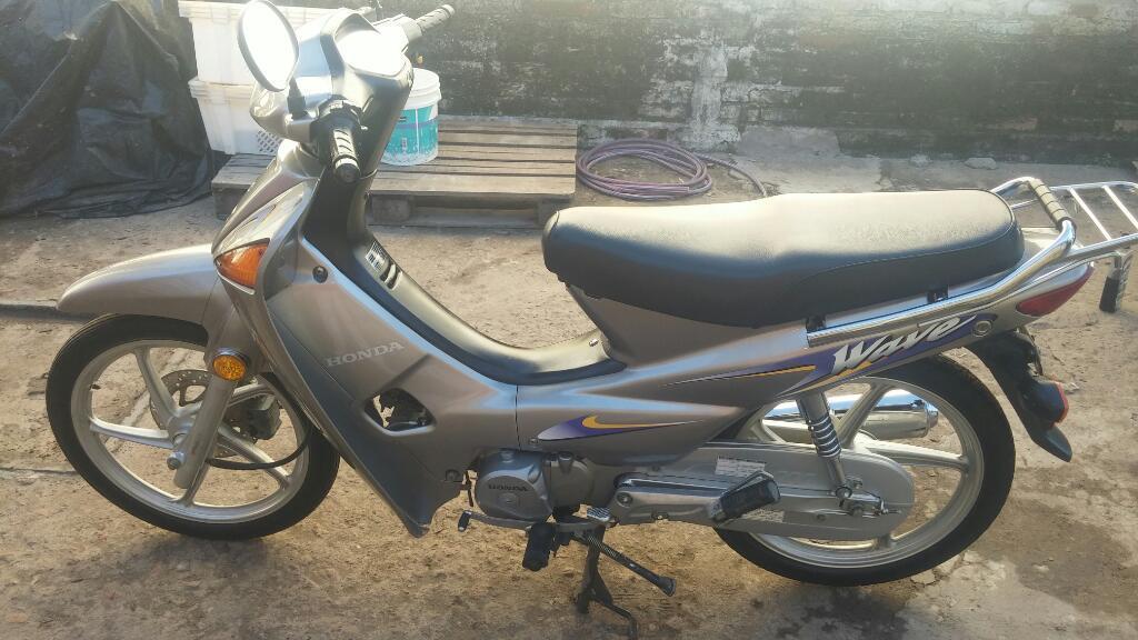 Vendo Honda Wave Mod. 2008