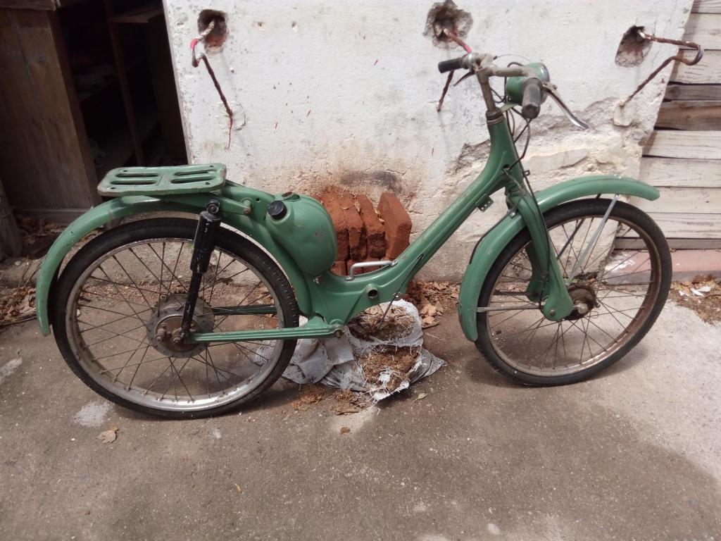 Siam 48 cc muy completa para restaurar