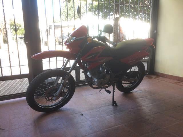Appia Stronger 150 Enduro 2012