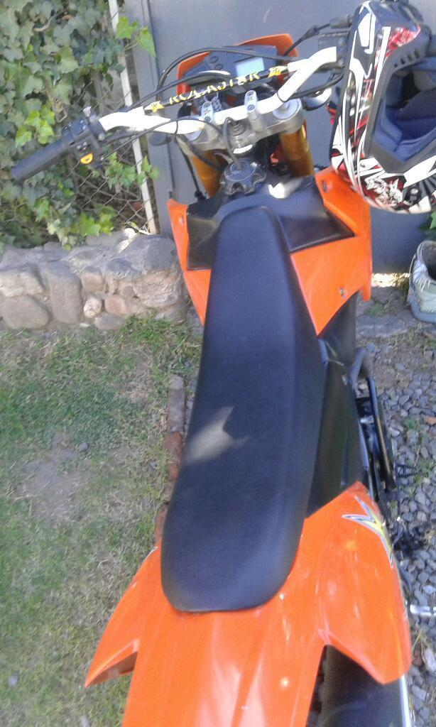 Moto Enduro 250cc Motomel Kmm