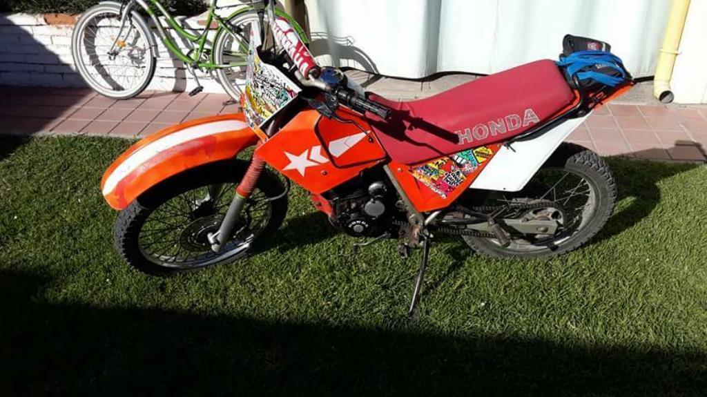 Vendo O Permuto Honda Nx 150