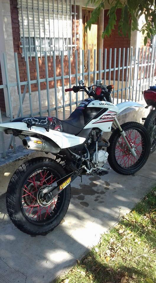 Liquido Honda Bross 125