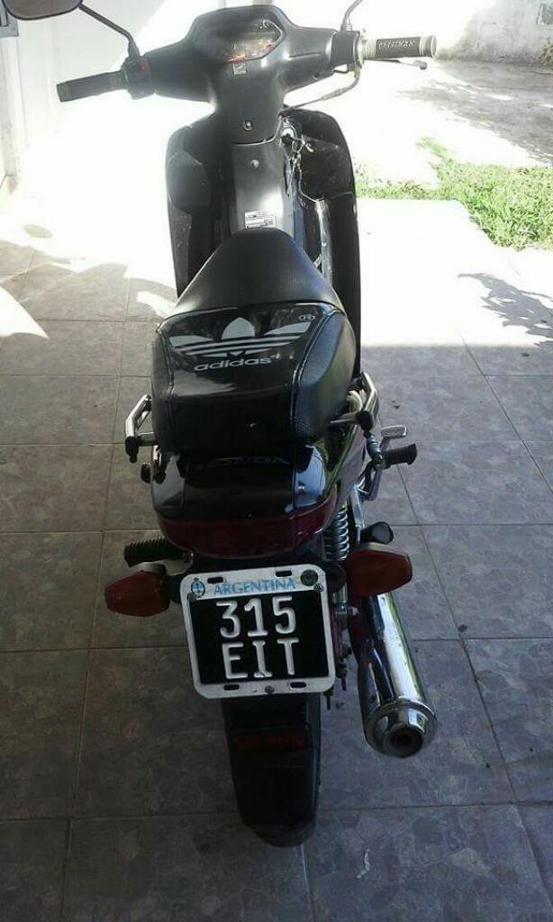 Moto Onda Wave