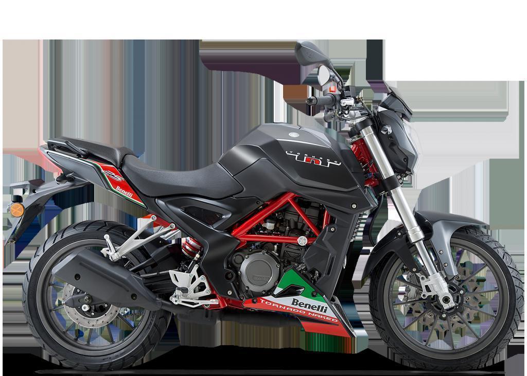 moderna motocicleta tecnologia ITALIANA modelo tnt 25 BENELLI