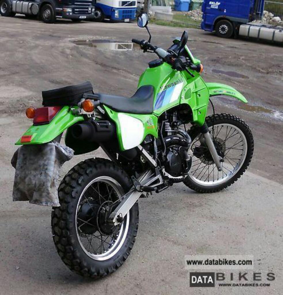 Vendo Kawasaki 600 Tlx