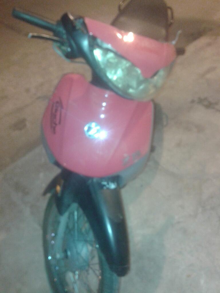 Vendo O Permuto Moto Zannella Zb 2011
