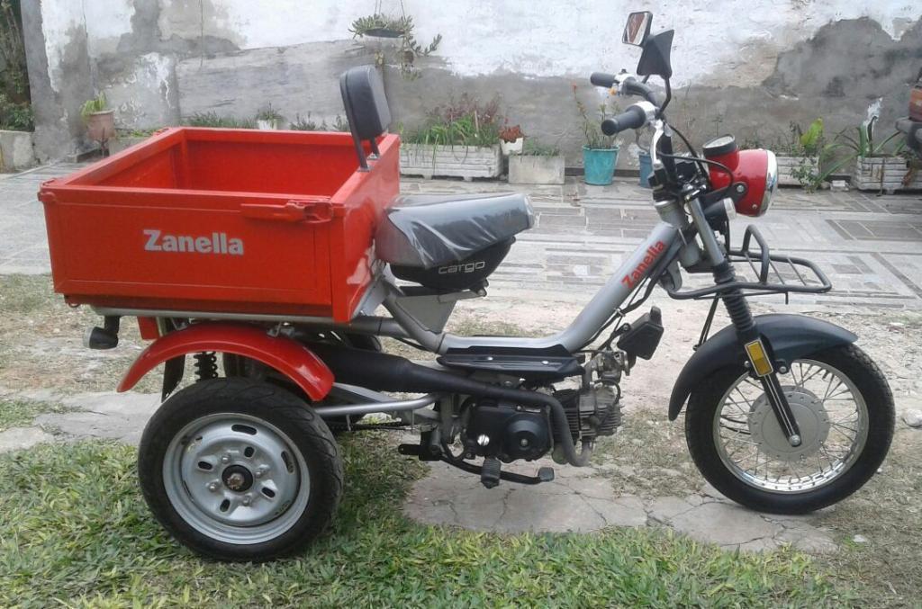 Zanella Tricargo 100cc Modelo 2015