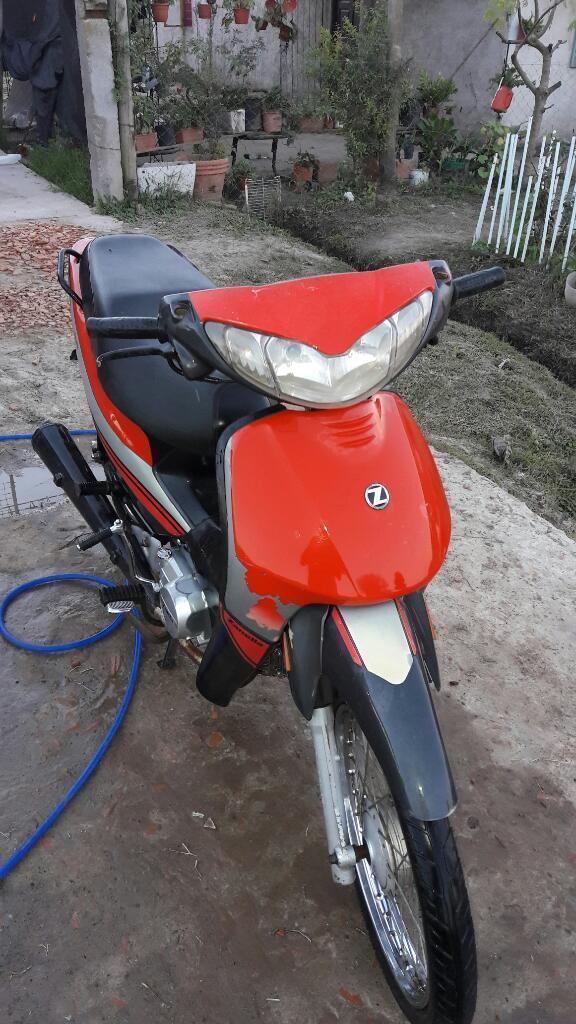 Vendo Moto Motor Nuevo a Asentar