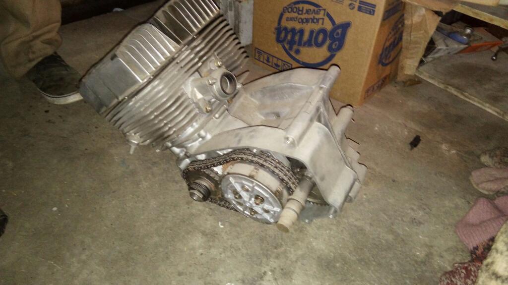 Urgente Vendo Motor de Jawa 350