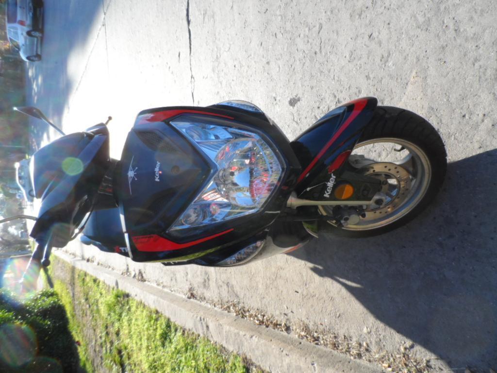 Scuter Keller Xtreme 150cc. 2013 $14000