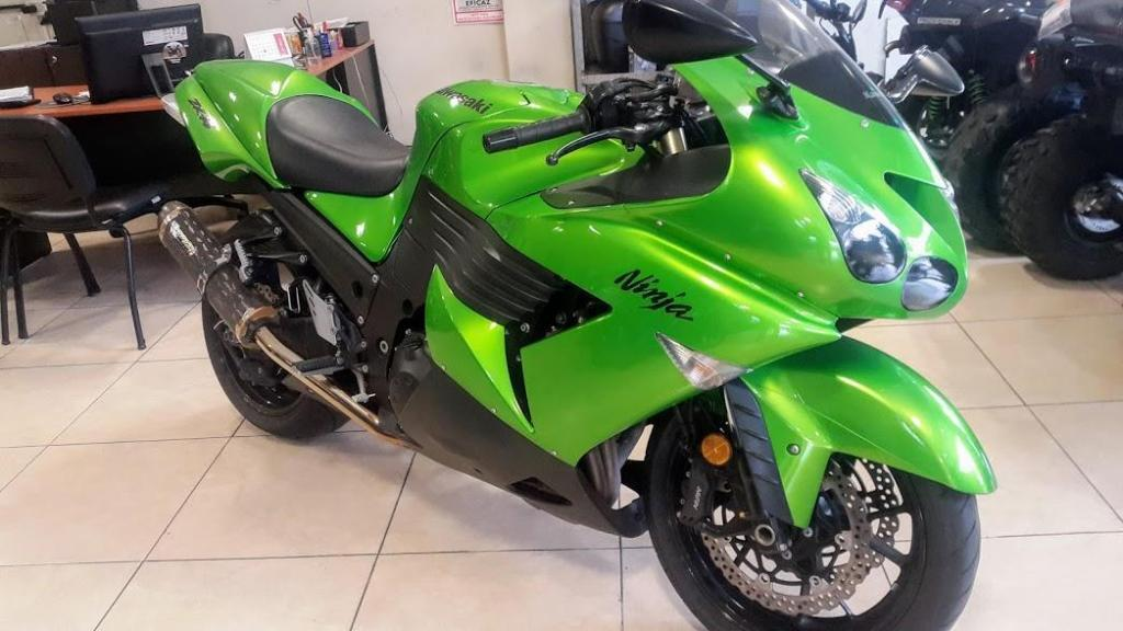 Kawasaki SX14 Impecable