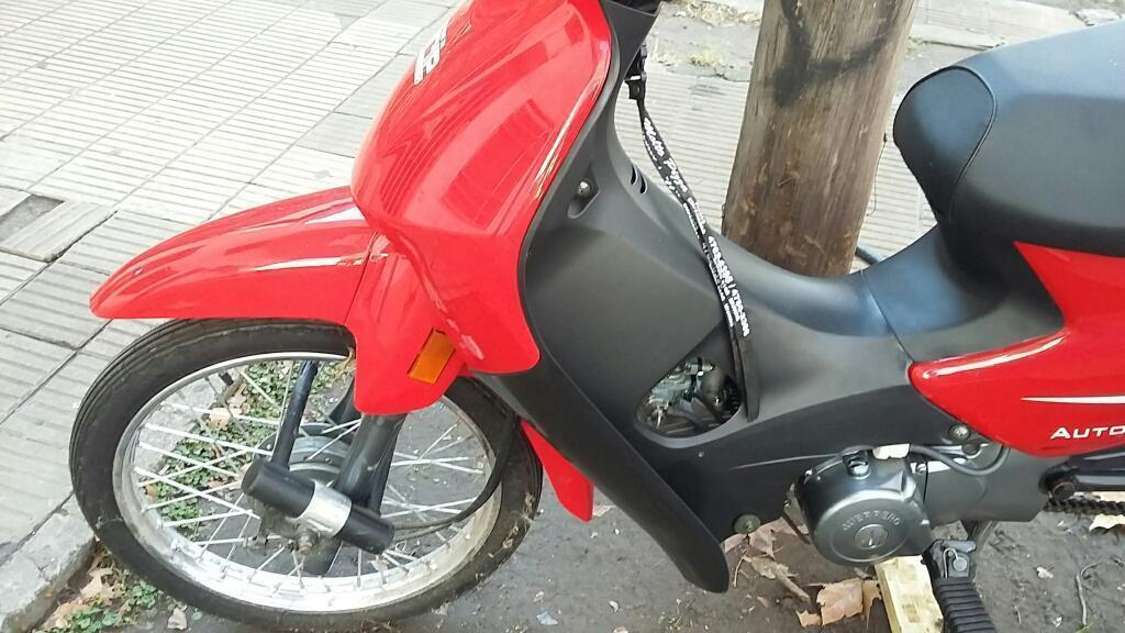 Moto Automatica Como Ok