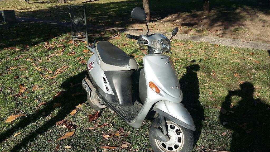 Kymco Scooter Dj 50 2t