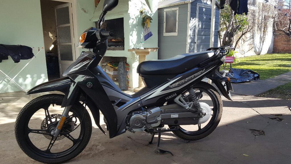Vendo Yamaha Cripton 2013