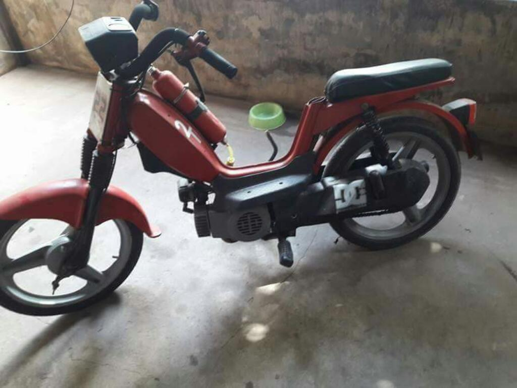 Zanella 50cc New Fire