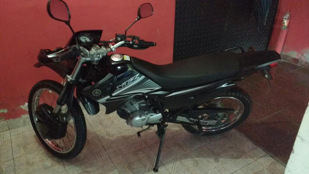 Yamaha Modelo Xtz 125
