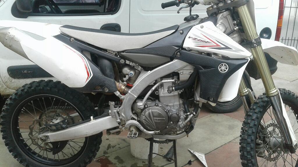 Yamaha Yzf 450 2011