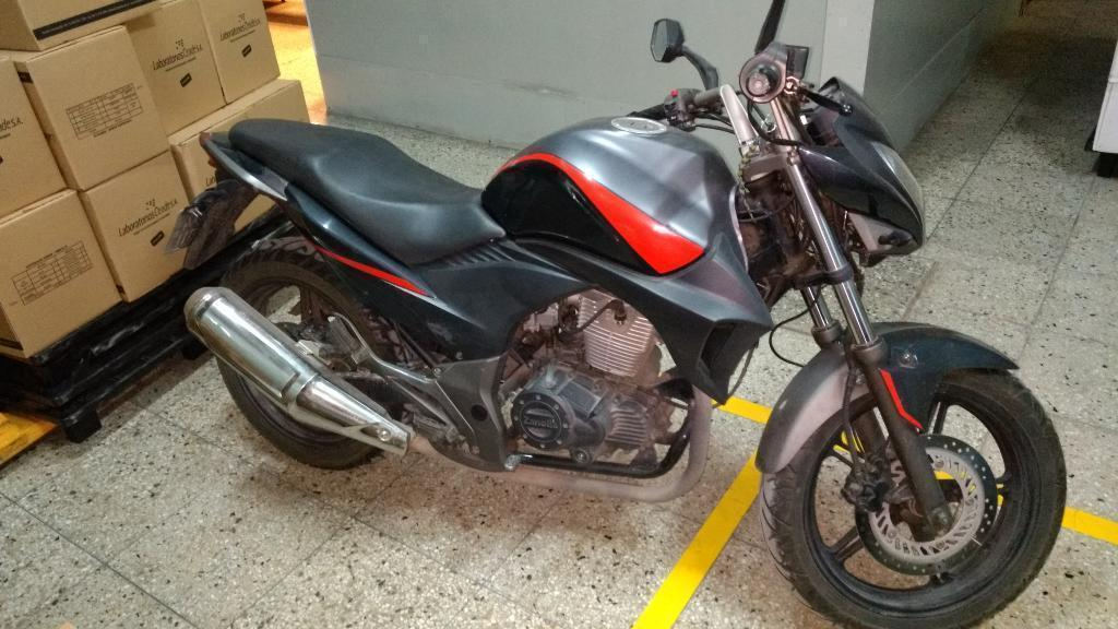 Zanella Rx 250 Sports 2015. Km 6500