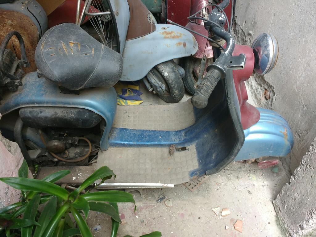 Motoneta Siam 125 de Luxe