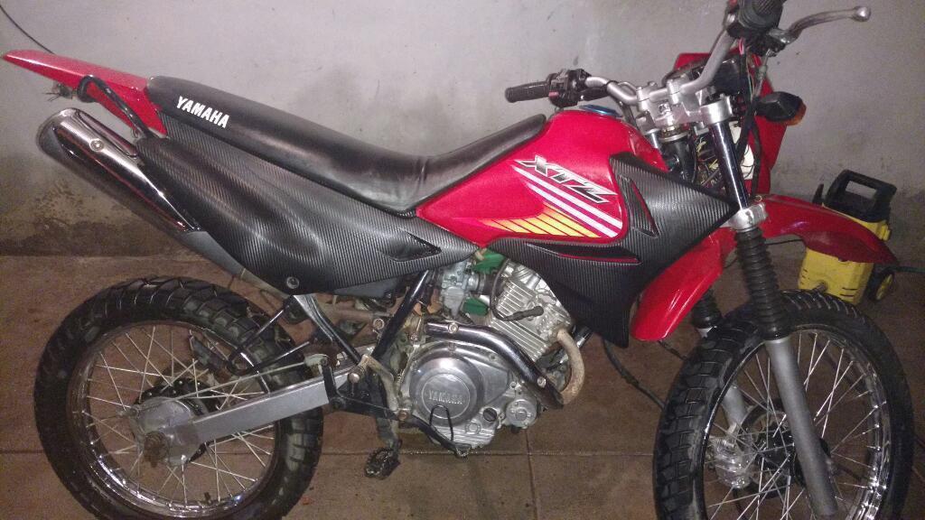 Vendo Xtz 125 Modelo 2008