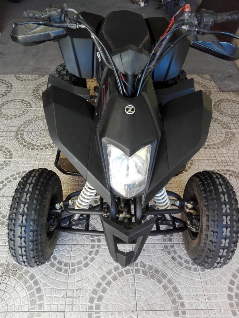 CUATRICICLO ZANELLA FX 150cc NUEVITO!!! LIQUIDO YA!