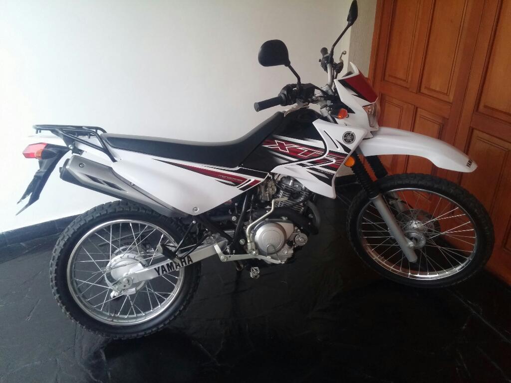 Yamaha Xtz 125 2015