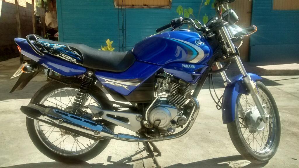 Vendo Yamaha Ybr 125 Modelo 2013