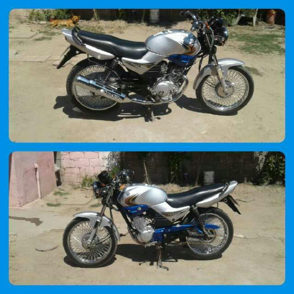 Moto Ybr 125 Modelo 2013