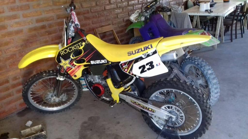 Suzuki Rm 125 R ´95