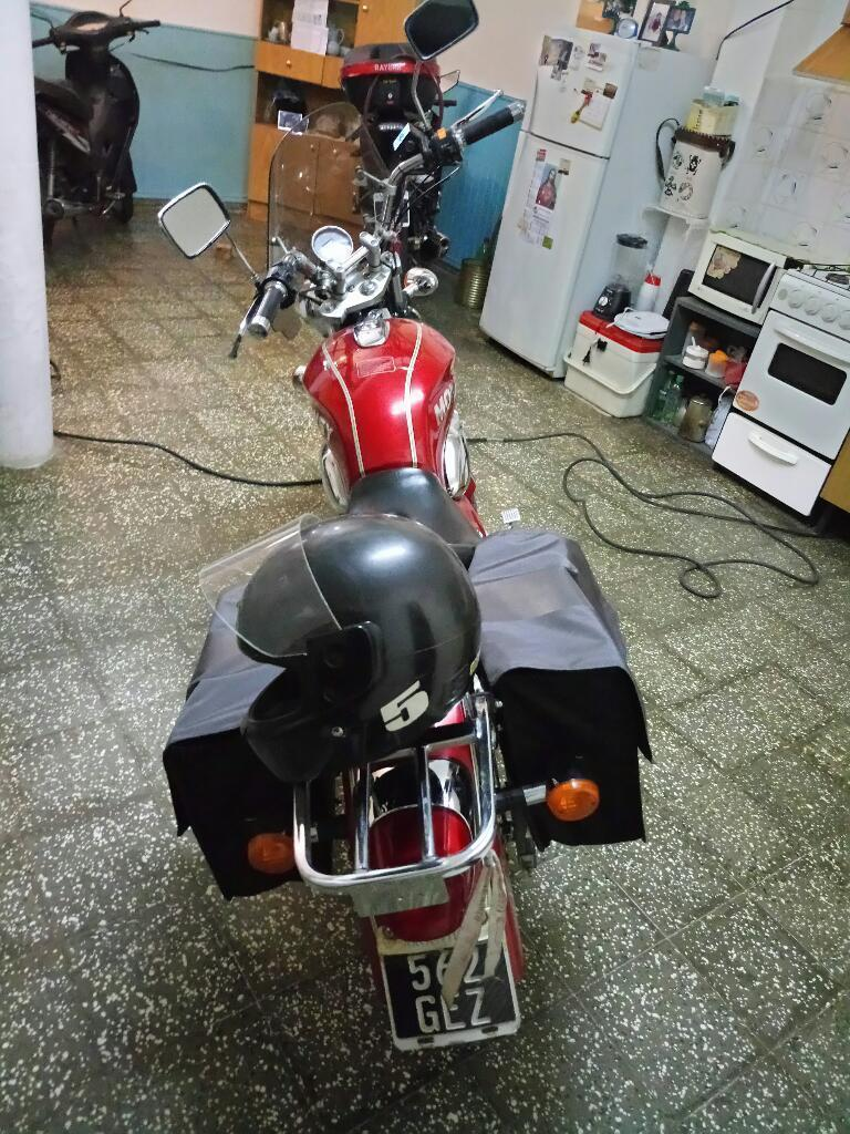 Vendo Moto Impecable Jincheng 250