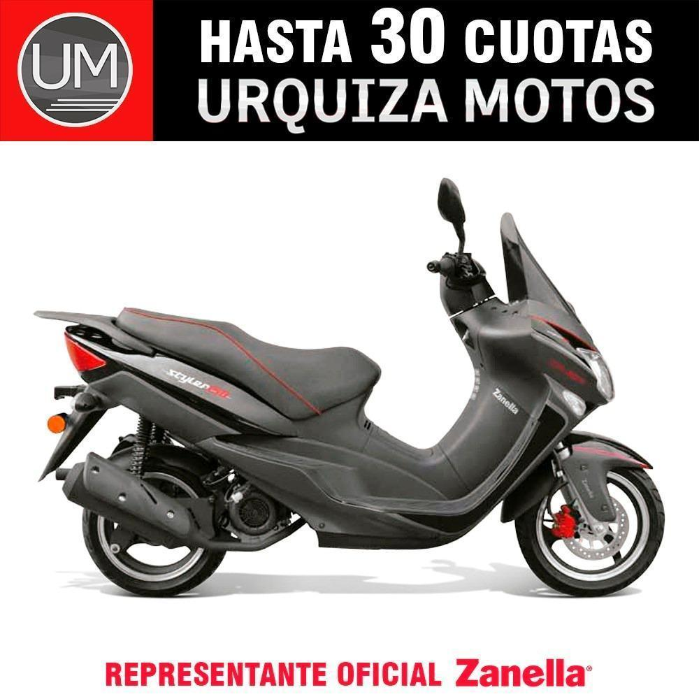 Scooter Zanella Styler Cruiser 150 Nuevo Modelo Con Usb 0km