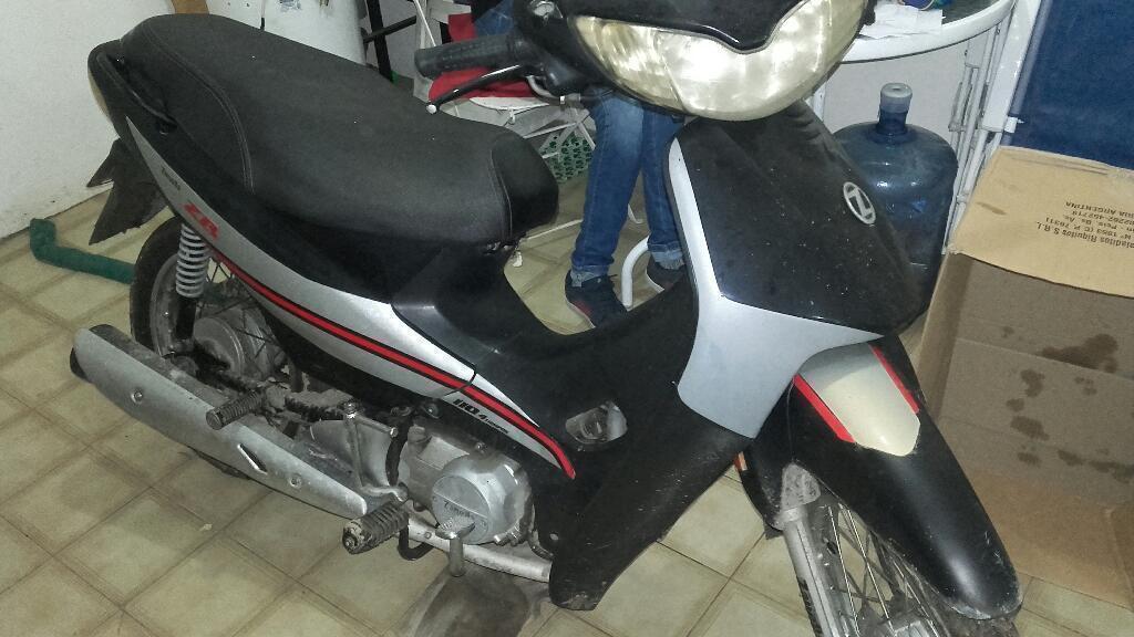 Zanella 110 Modelo 2013