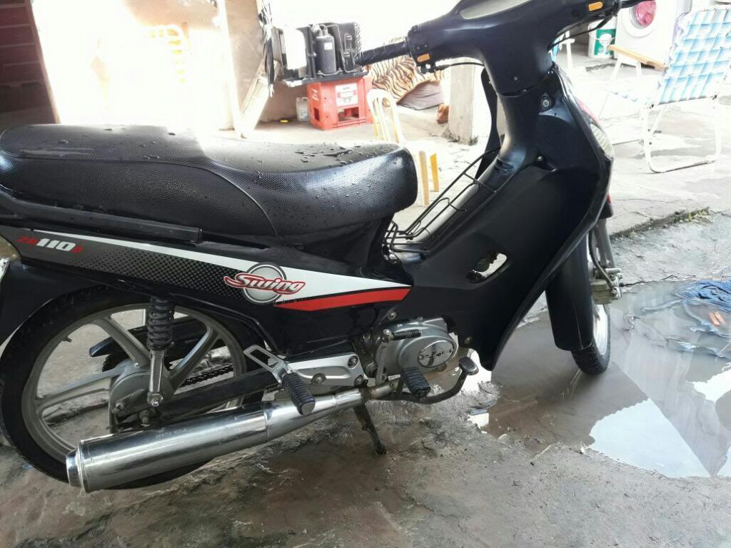 Motocicleta 110 C.c