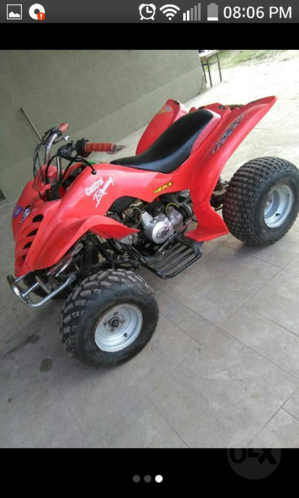 Liquido Cuatriciclo Guerrero 110cc