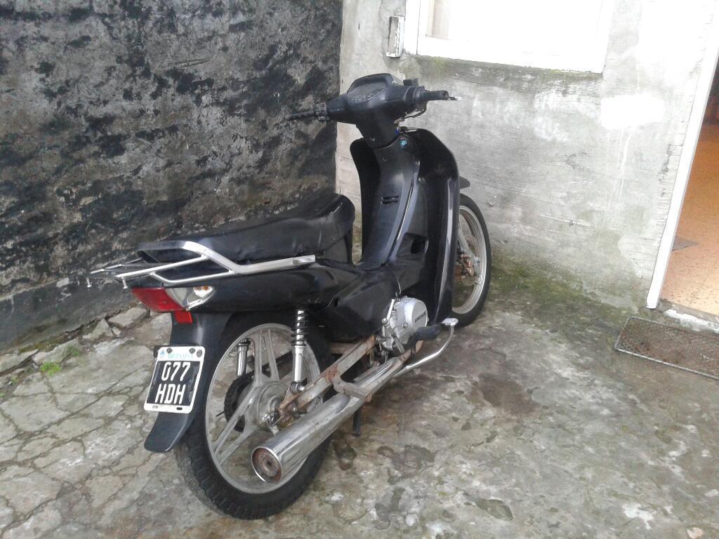 Moto Imsa 110cc