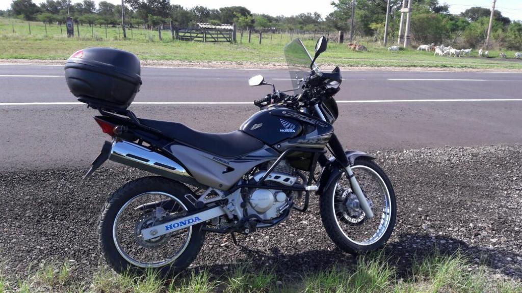 Liquido Honda400 Falcon 2011 15431km Exc