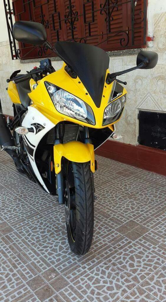 Yamaha Pistera R15 Rbo Motos