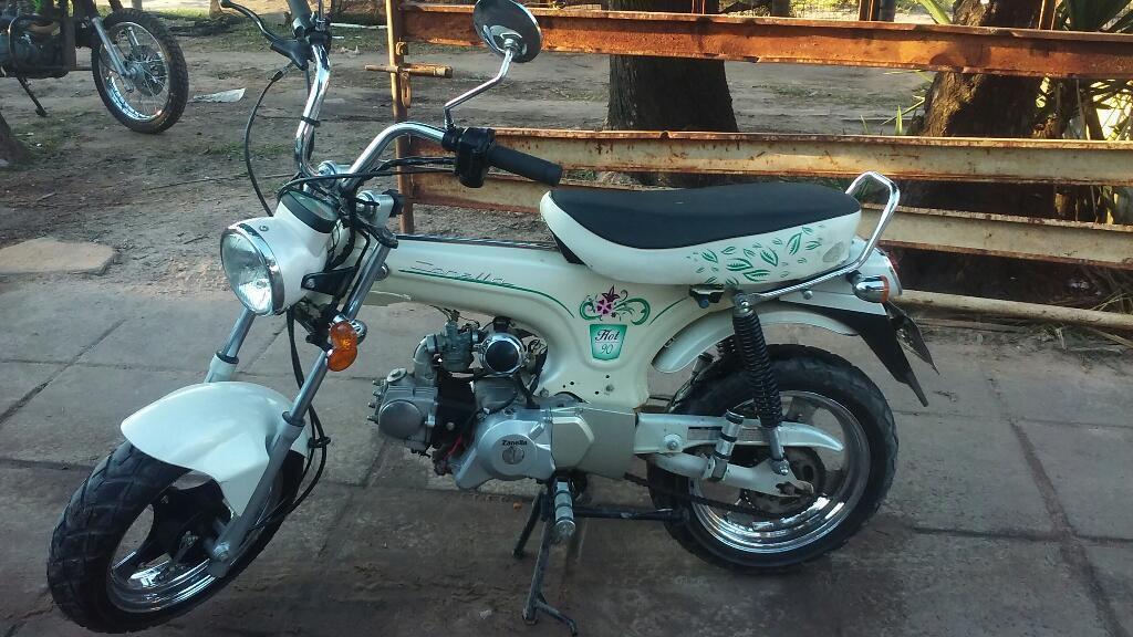 Vendo Dax Zanella Hot 90cc Caja Autom