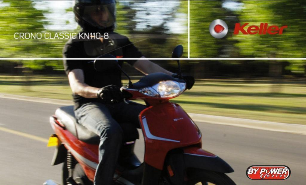 KELLER Crono Classic Full 110cc 2017 0 km Entrega Inmediata Patentada